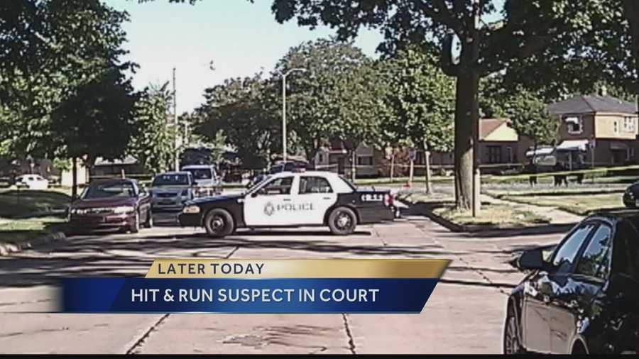 A Milwaukee teenager accused of killing a man while driving a stolen car is expected to find out Thursday if she'll stand trial.  WISN 12 News' Hillary Mintz reports.