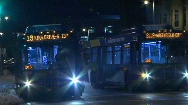 A Milwaukee Co. bus supervisor who stopped to help a woman being attacked was fired.
