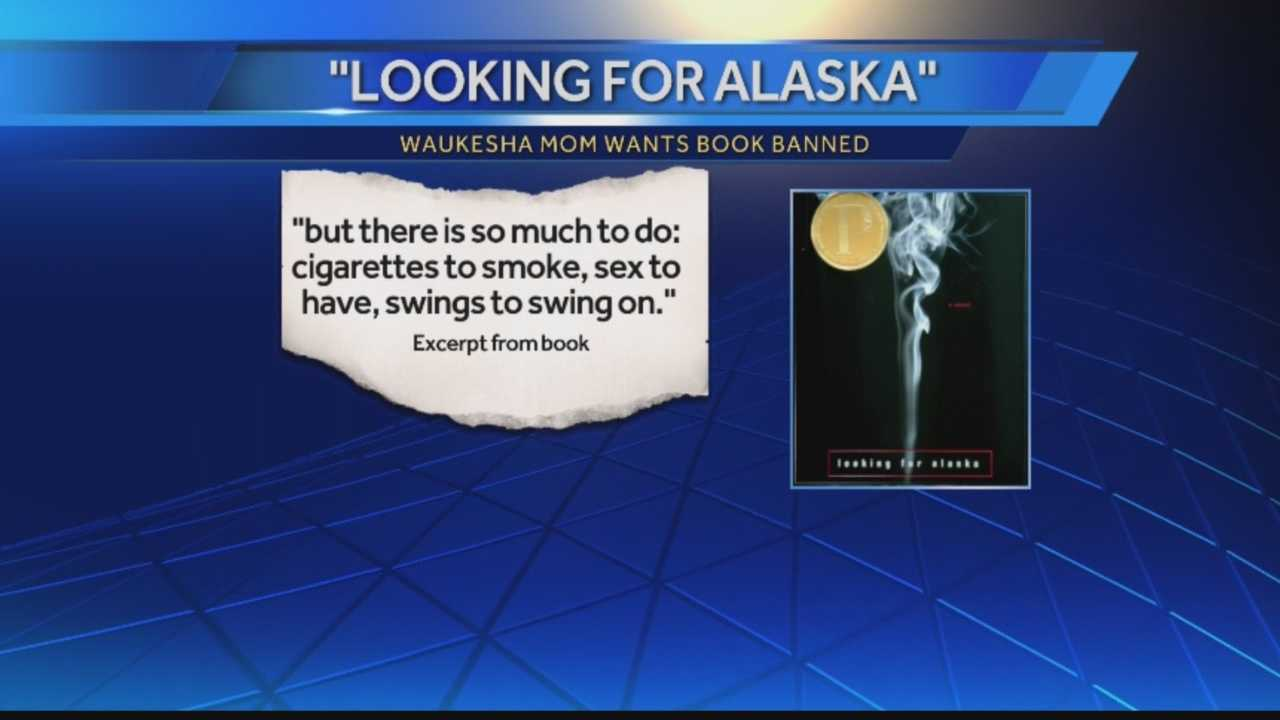 """Looking For Alaska"" is part of the Waukesha South High School reading list."