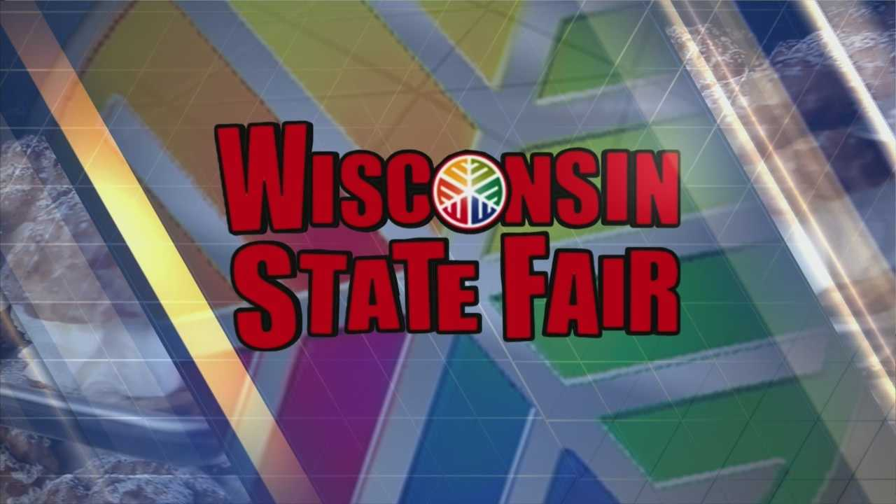 THE COUNTDOWN IS ON TO THE WISCONSIN STATE FAIR! WE ARE NOW 2 DAYS AWAY!
