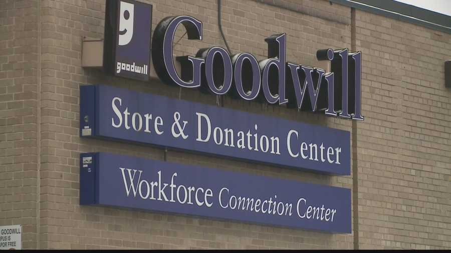 Every time an item is purchased from Goodwill stores, that money is used to help those who need help or need work
