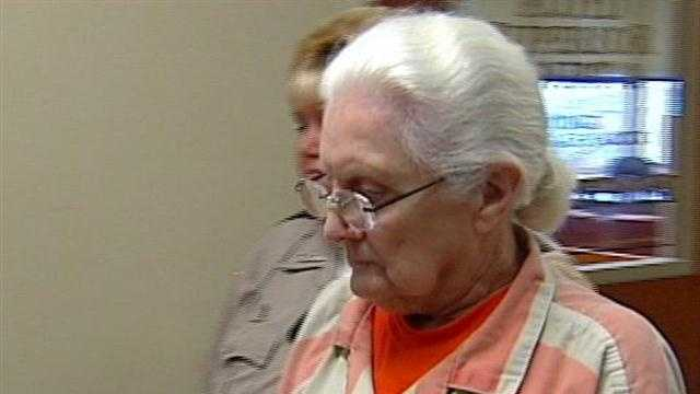 A New Albany woman convicted of killing her son-in-law is sentenced to 30 years in prison Thursday.