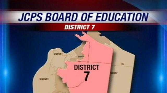Five candidates are running for the District 7 seat of the Jefferson County Public Schools board. District 7 is on the south side of the county.