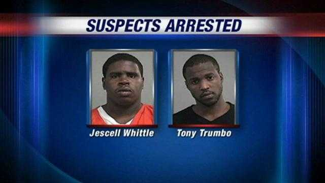 Suspects arrested