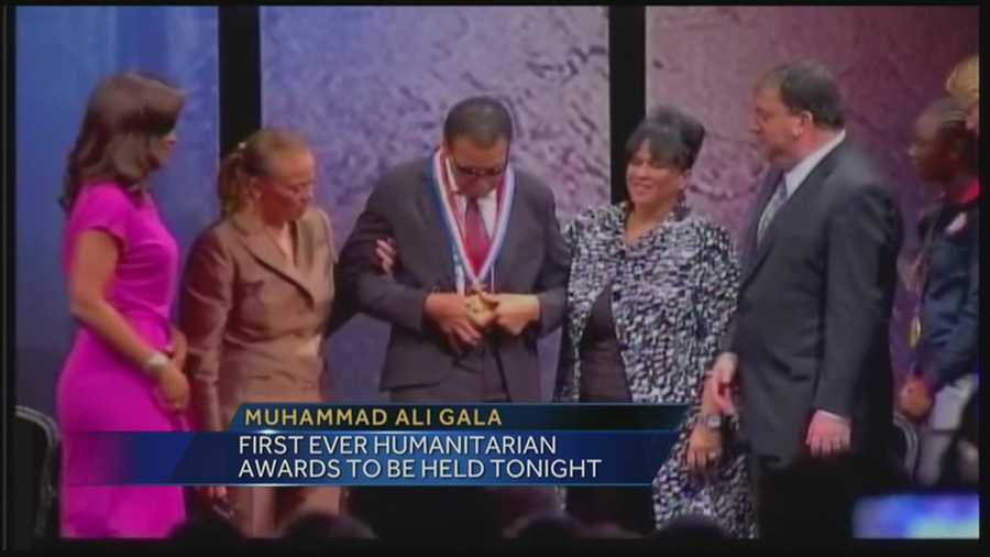 Muhammad Ali is back in Louisville for a three day event at the Muhammad Ali Center