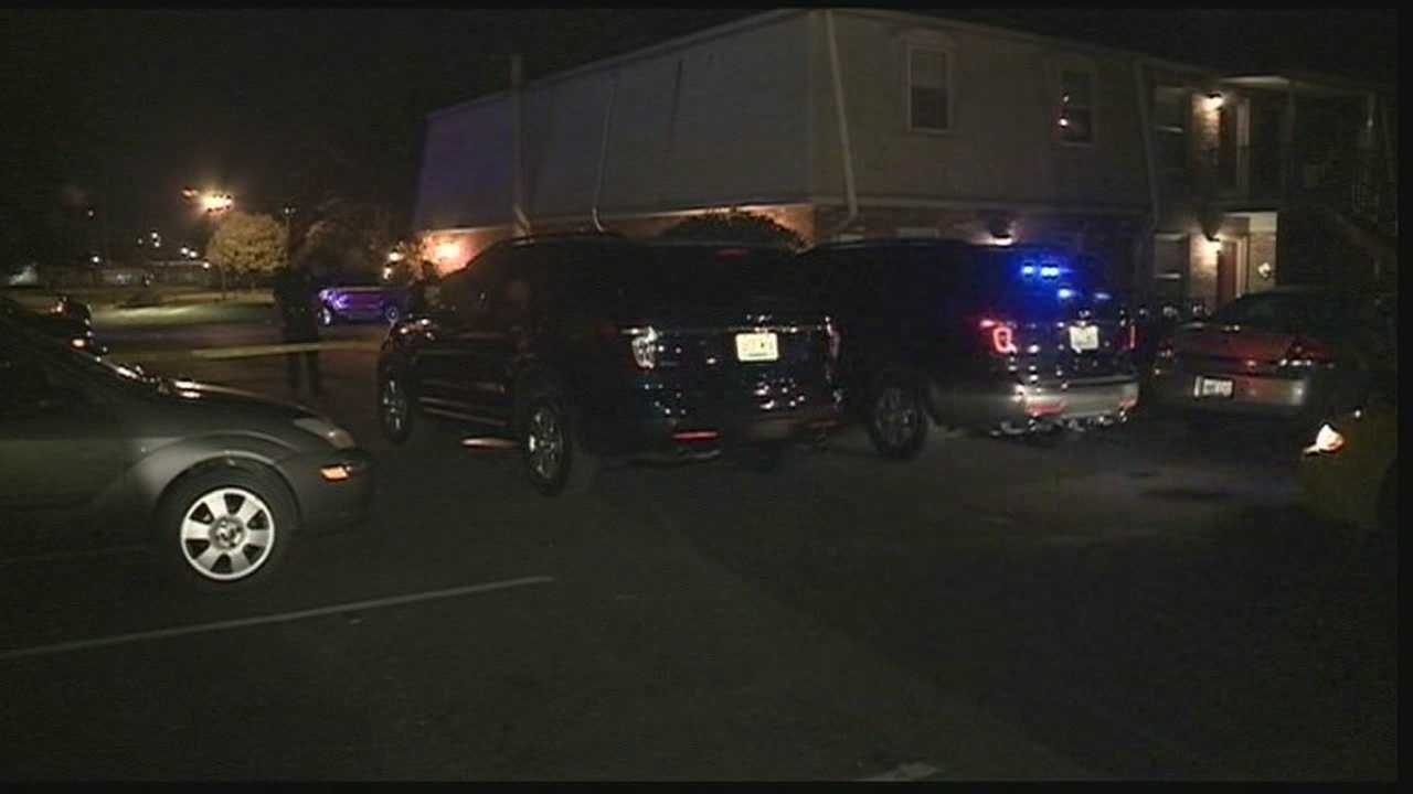 Police are looking for the person responsible for a shooting in Shively that left a man dead and a woman injured.