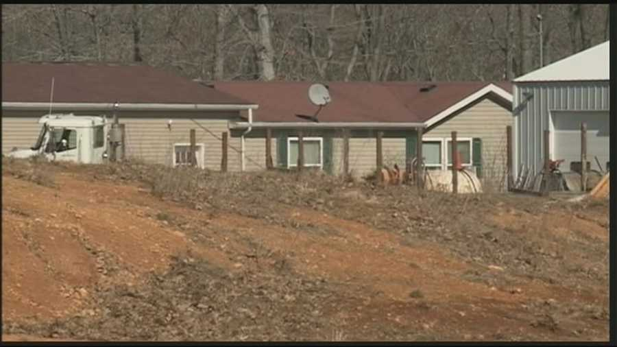 Authorities have ruled the death of a Lawrence County, Ind., man a homicide.