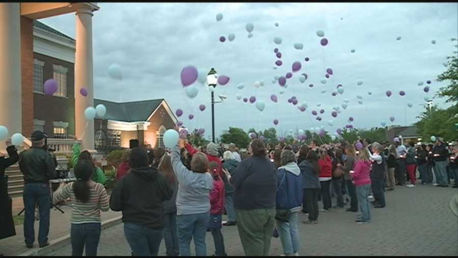 The Bardstown community gathers Thursday to remember a mother and daughter found killed in their home.
