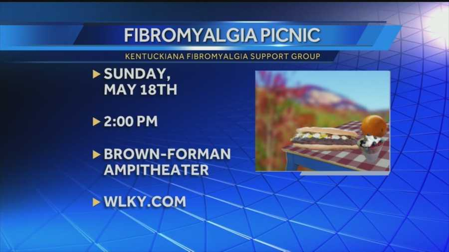 Monday is National Fibromyalgia Awareness Day, and next weekend, a local support group is hosting an event to help raise awareness.