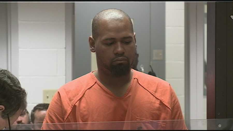 Shahied Ditto, 33, is charged with murder and burglary in the shooting death of 25-year-old Crystal Parker.