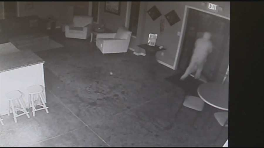 A Shepherdsville business has been burglarized for the second time in three months.