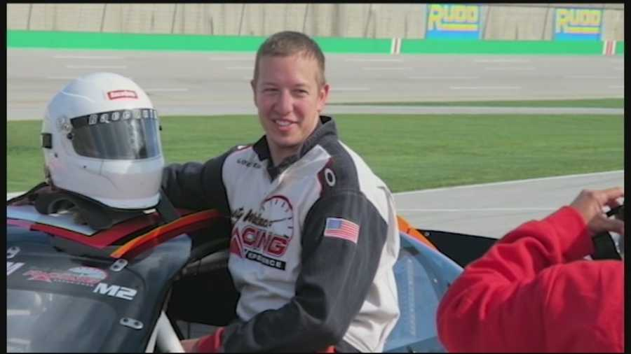 Parents of man killed at Kentucky Speedway still have questions about his death.