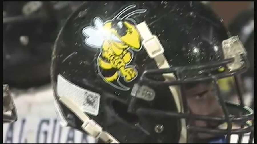 Three Louisville teams are getting ready for this weekend's high school football state championships, Central, Desales and Trinity.