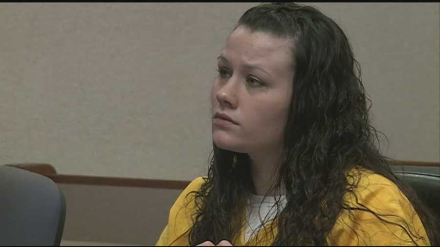 A woman accused of murdering her grandmother accepted a plea deal Tuesday morning.