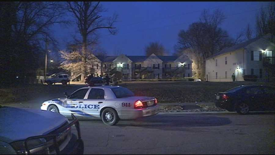 Louisville Metro Police detectives are investigating a slaying early Monday on Grand Avenue.