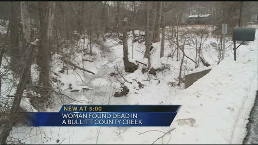 Coroner releases identity of woman found in creek