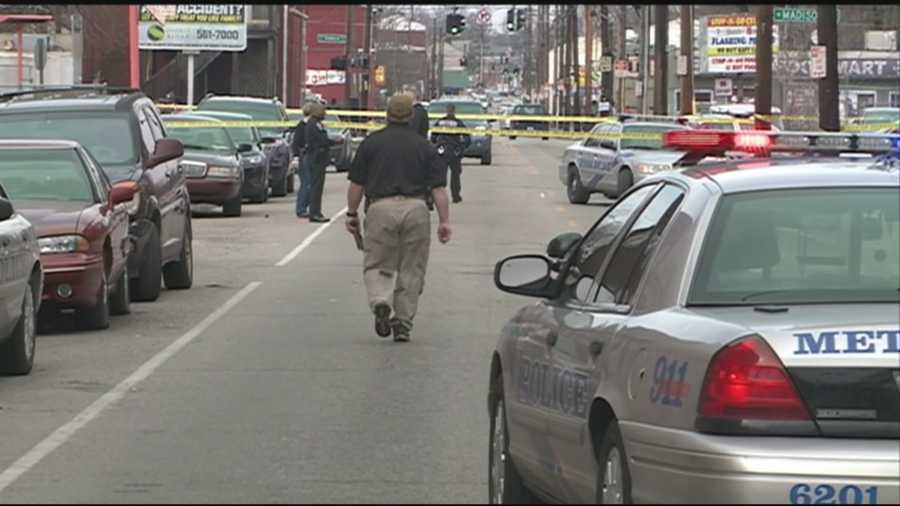 Officer-involved shooting at 26th and Chestnut