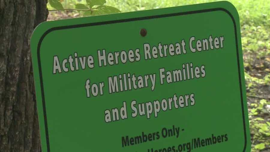 Veterans dying wish comes true as PTSD Retreat Center begins development