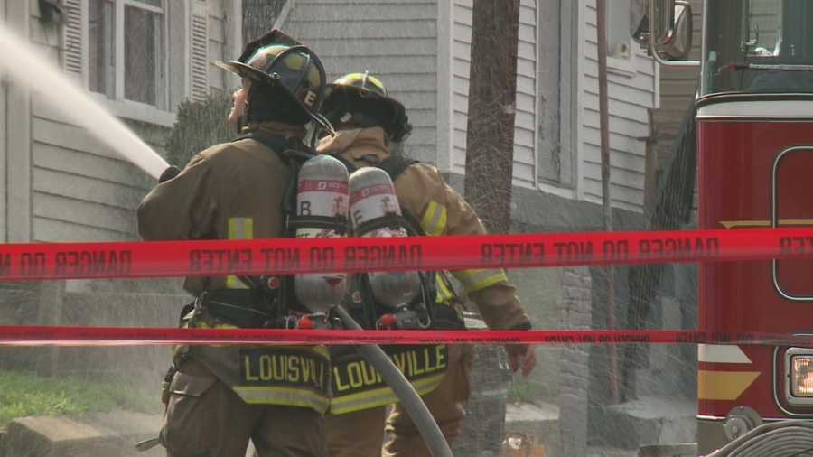 No injuries reported in fire on Vine Street