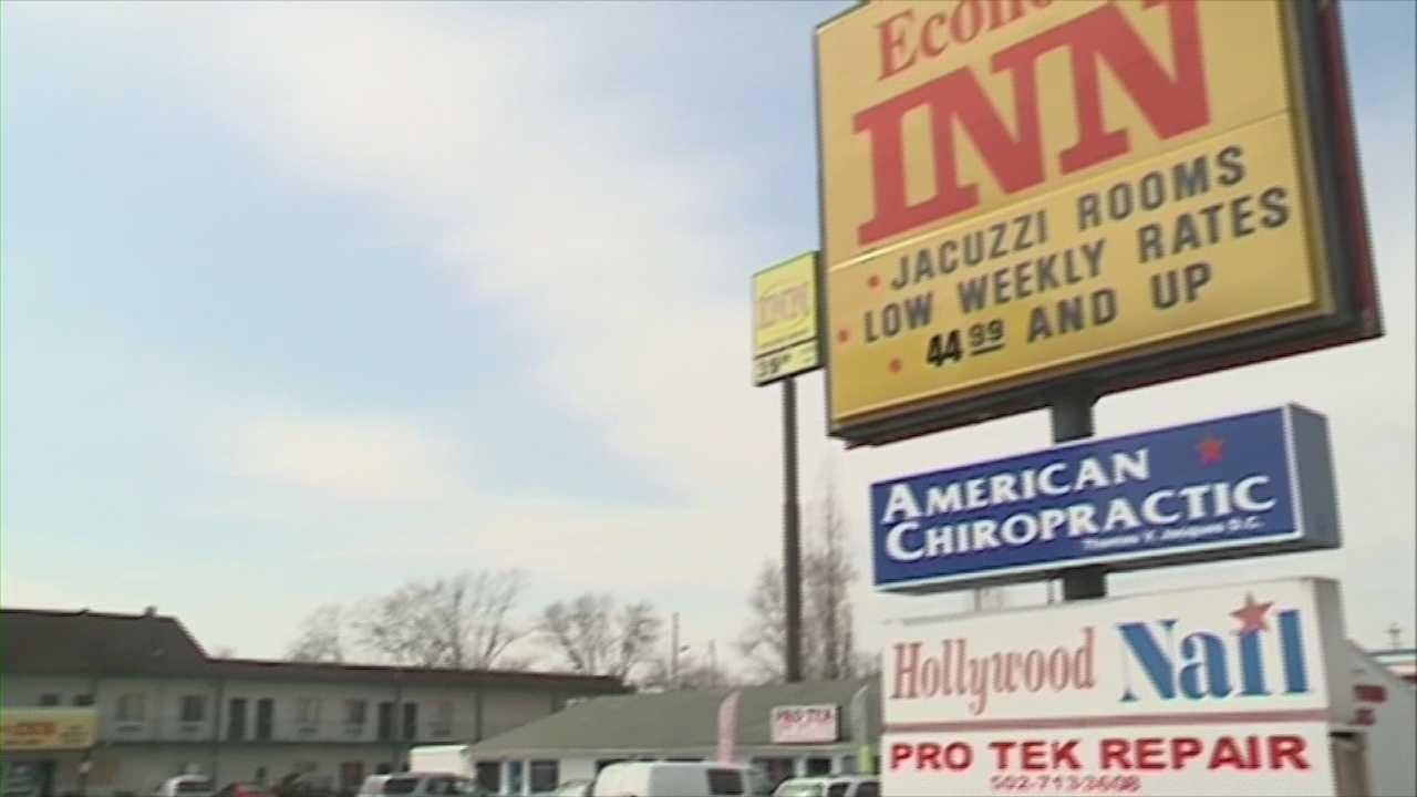 The owners of the Economy Inn on Bardstown Road appealed and inspection, and asked a state official not to shut down the motel.