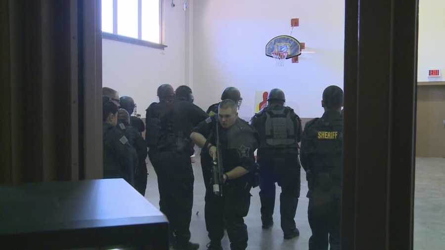 Clark County Jail reintroduces emergency response team
