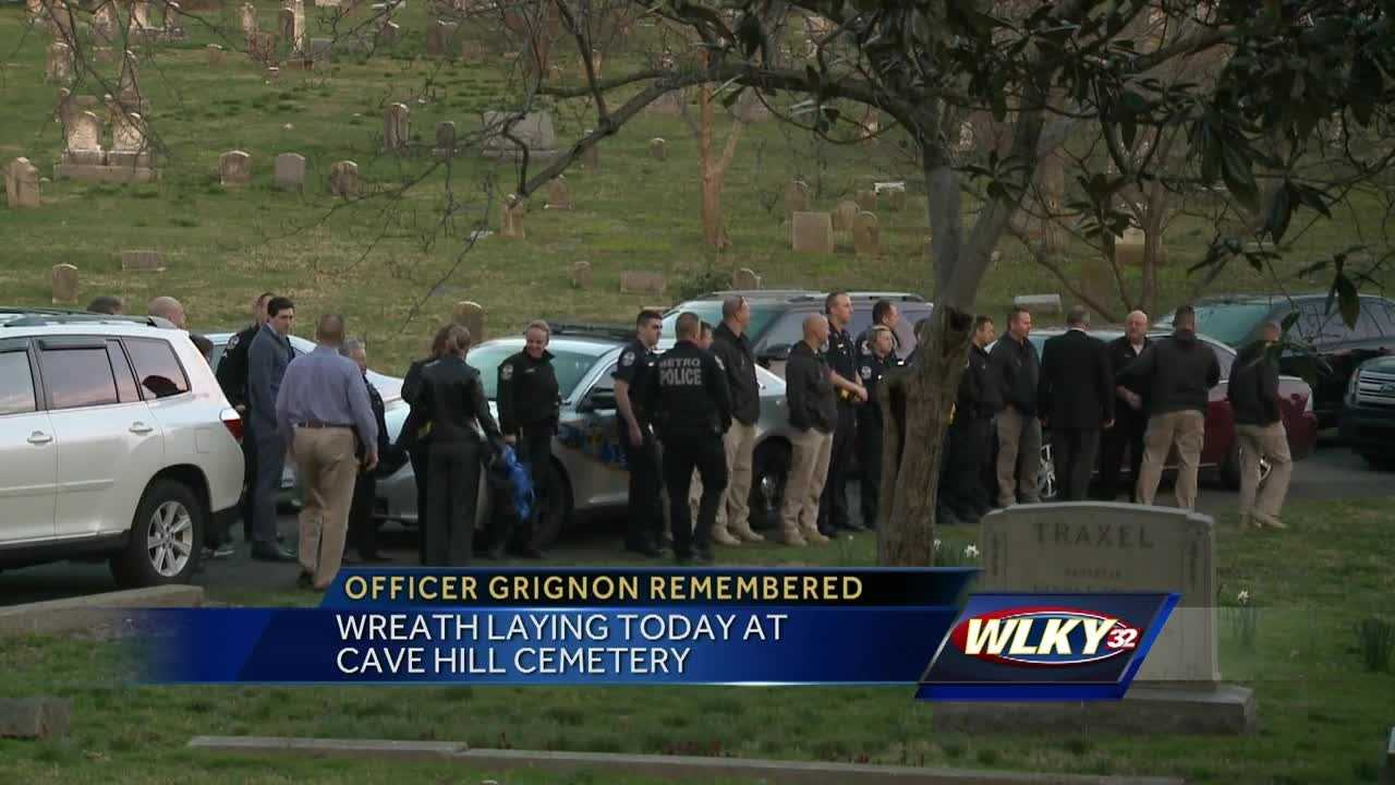 Family and friends will join LMPD in remembering an officer killed in the line of duty to mark the 11th anniversary of his murder.