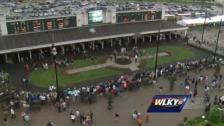 Thousands attend Opening Night at Churchill Downs