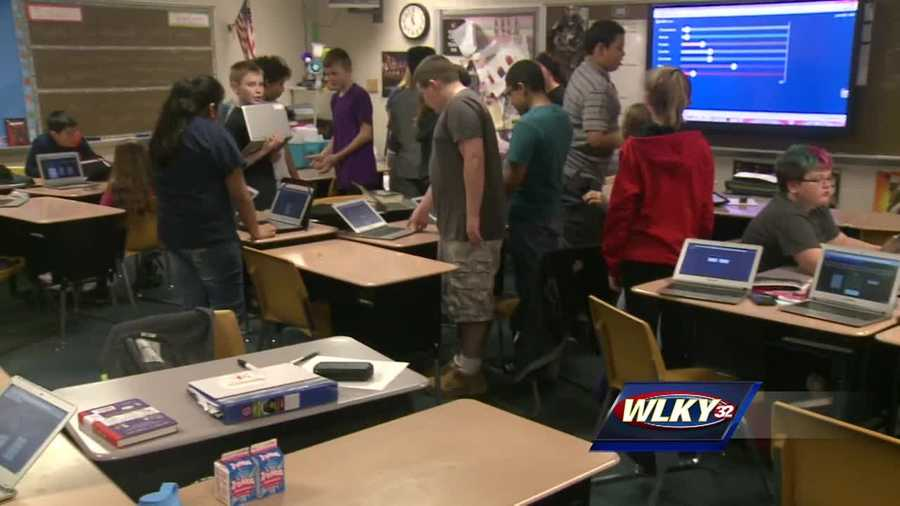 An improvement plan for the Greater Clark County Schools is stopped by the state.