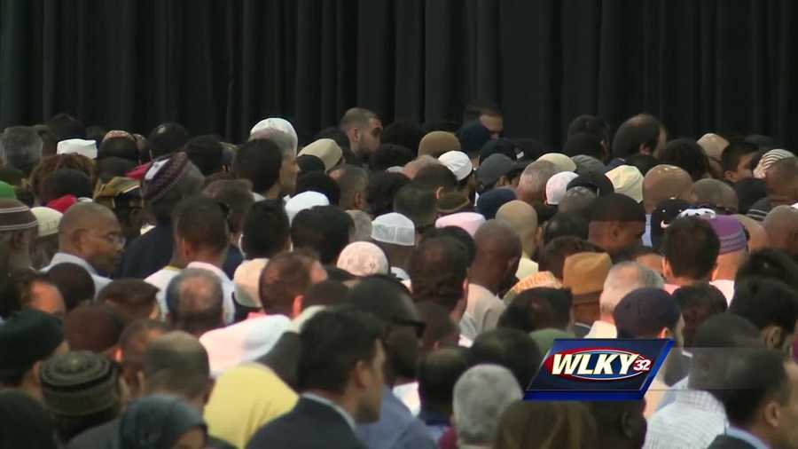 Two days of memorial services for boxing legend Muhammad Ali began Thursday with an Islamic prayer service at the Kentucky Expo Center.