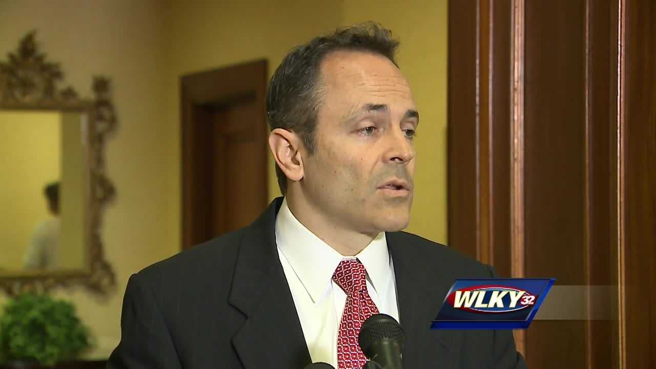 There is a big shakeup at the University of Louisville. President James Ramsey is stepping down and Gov. Matt Bevin issued an executive order for a reorganization of the university's Board of Trustees.