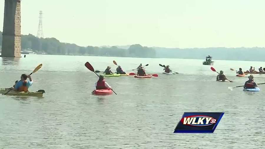 There are a lot of activities planned in Louisville for Labor Day weekend, including Worldfest and the Mayor's Hike, Bike and Paddle event.