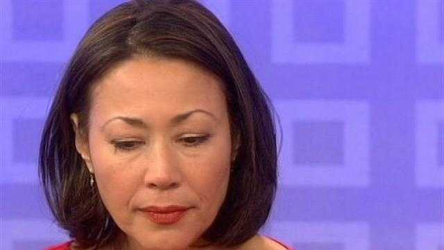 Ann Curry is out as Today co-host.