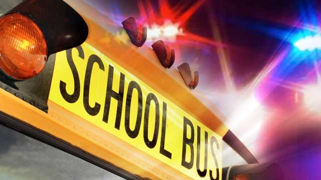 Marcus Whitman school bus involved in accident on East Lake Rd.