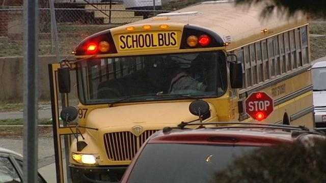 A bus driver realized the wrong child was on the bus, but instead of radioing for assistance, told the child to get off.