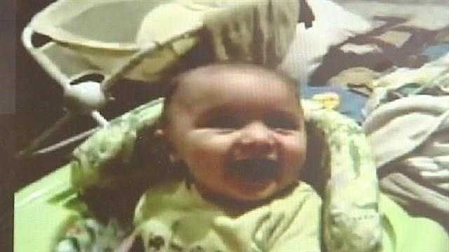 Prosecutors say a baby has died after being thrown by a Sedamsville man.