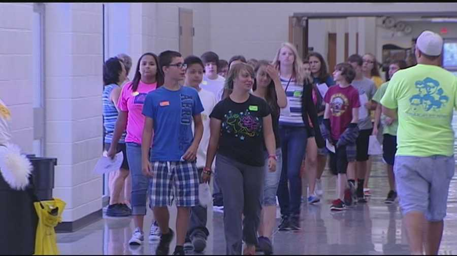 When school starts next week at Three Rivers Education Center, students will have to learn their way through new hallways, along with new names for teachers and classmates.