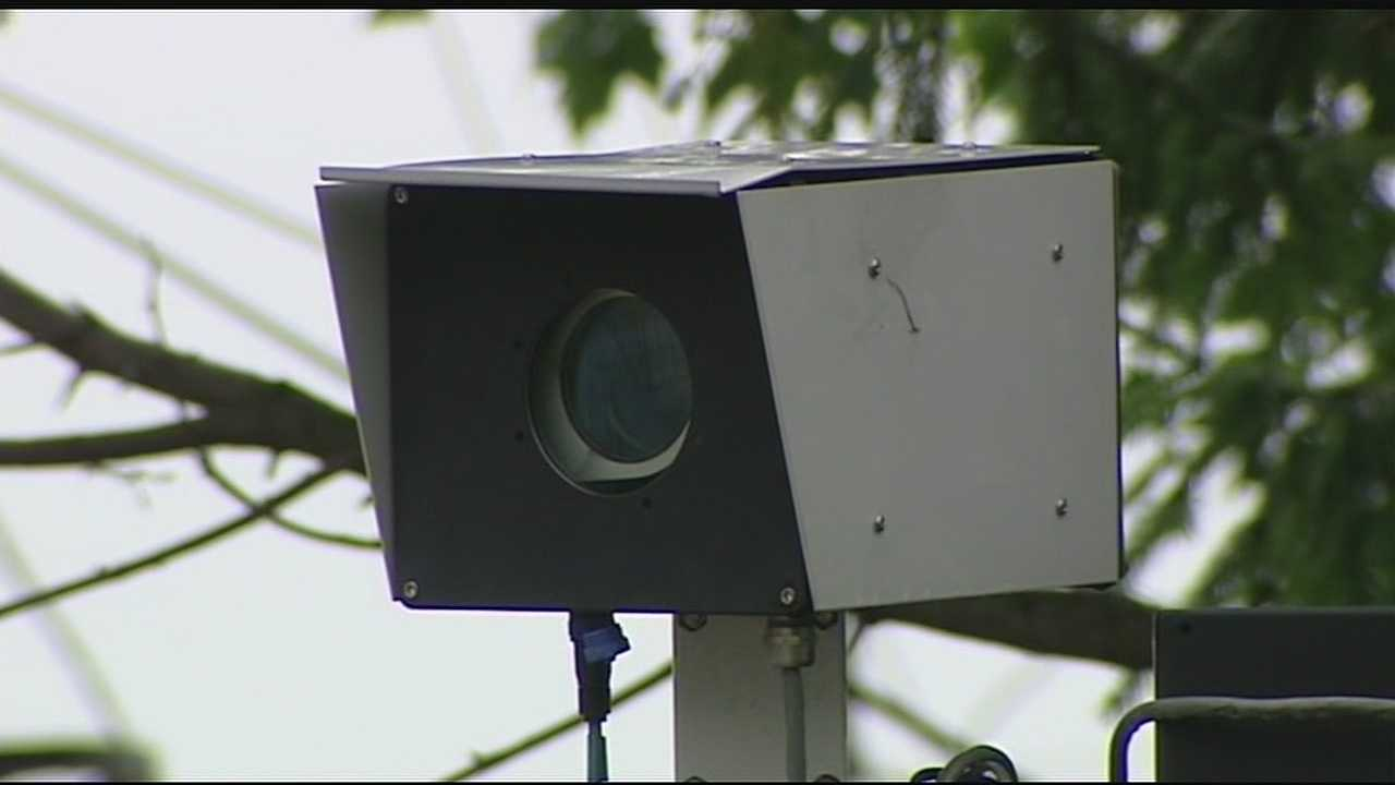 Mike Allen wants a judge to allow him to file one lawsuit representing people who received $100 speeding tickets from Elmwood Place speed cameras.