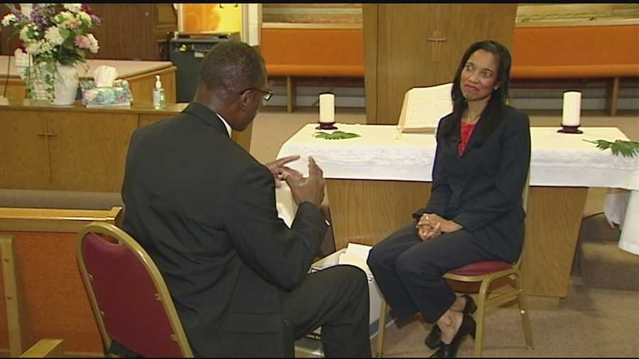 WLWT's Courtis Fuller sat down for an exclusive interview with Judge Tracie Hunter.