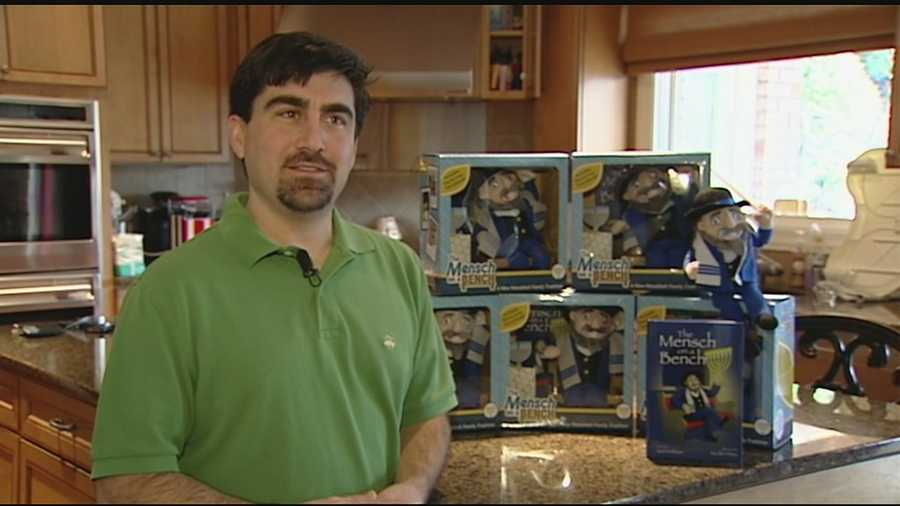 A local family introduces an alternative to the popular Elf on a Shelf toy.