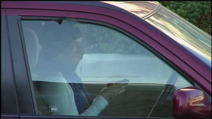 AAA released survey results that found that adults are actually the ones admitting to sending text messages and emails while driving.