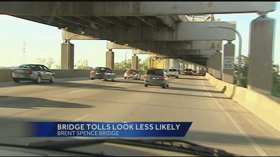 Time is running out in the Kentucky legislative session and the main question is whether the $37 million removed from the Brent Spence Bridge project will be put back in. Officials said those who have been working to reach a funding formula this year are starting to realize the tolls may not have a future.