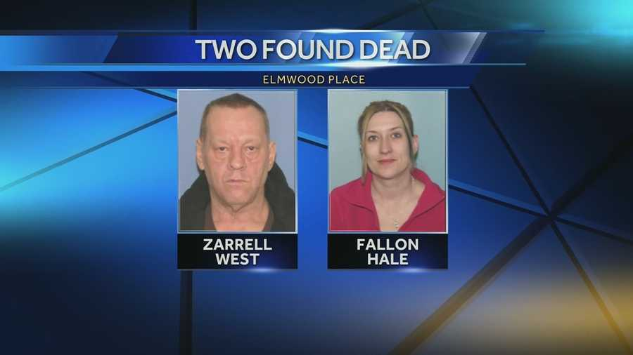 A man and woman were found dead in an Elmwood Place apartment late Thursday.