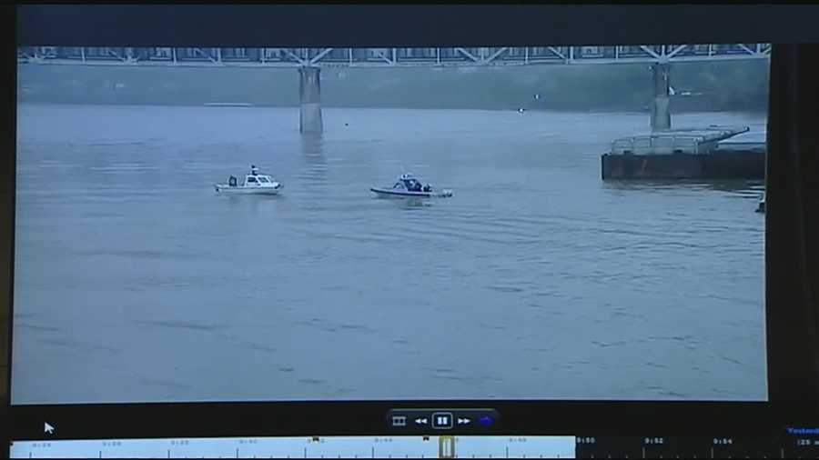 The police cameras that monitor the Ohio River were intended to be a homeland security tool but WLWT learned the safet net stretches in many different directions.