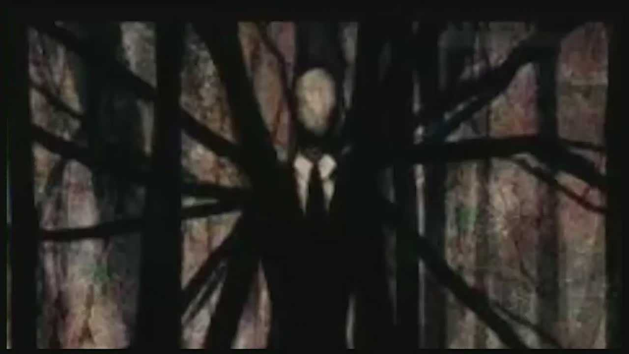 A Hamilton County mother says her daughter's attacking her with a knife could have been a result of the fictional horror character Slender Man.