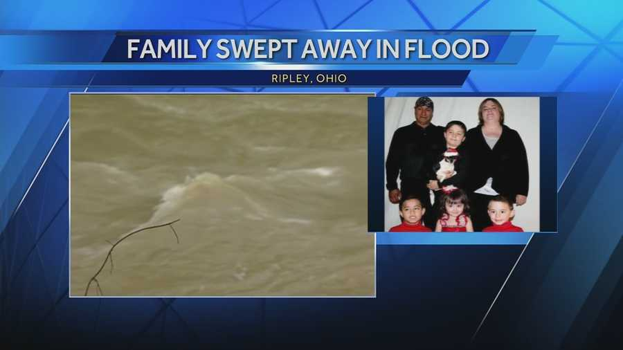 A pregnant woman and two children died in flooding that swept through parts of Brown County late Saturday.