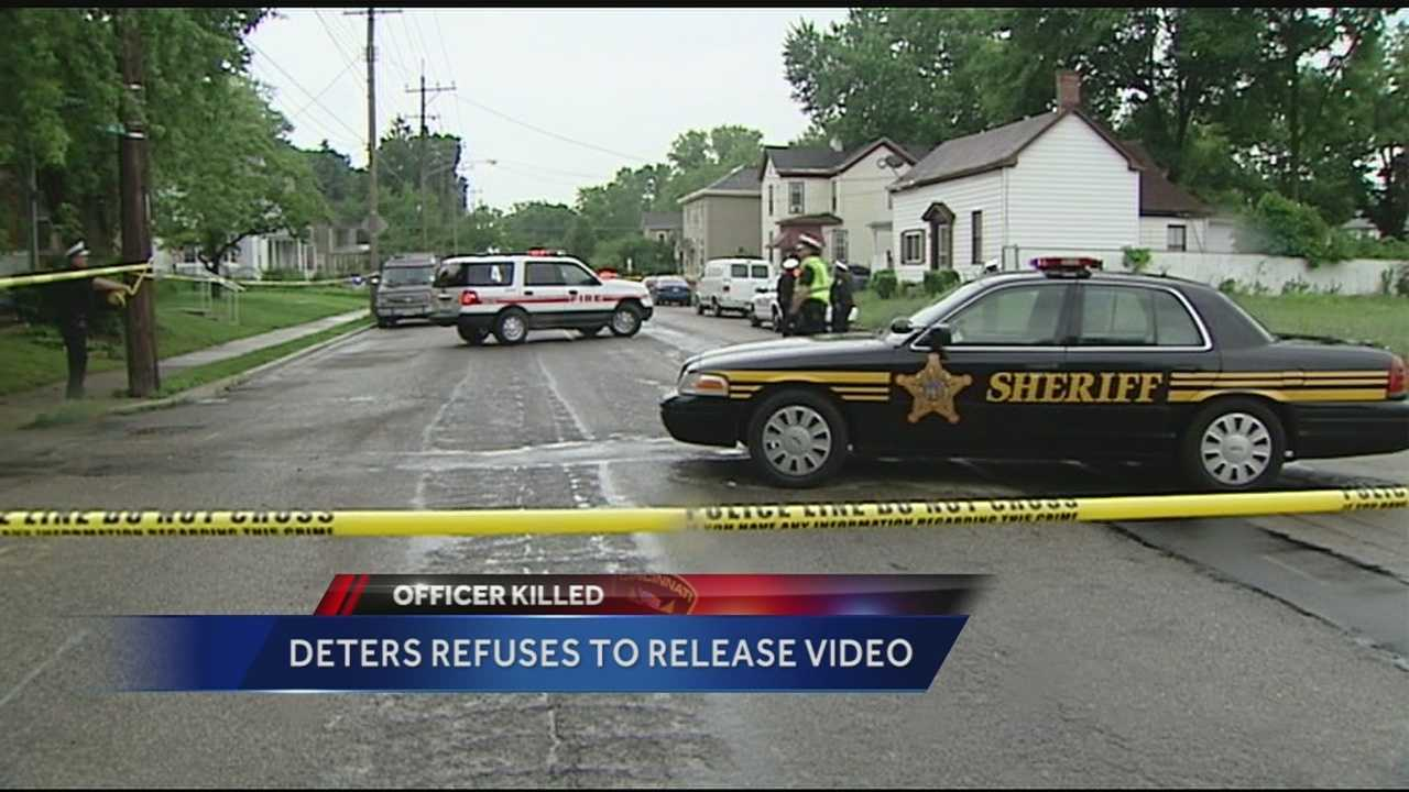 Hamilton County Prosecutor Joe Deters is preparing for a fight over the request to release dashcam video of the scene where Cincinnati Police Officer Sonny Kim was shot and killed by a suicidal suspect.