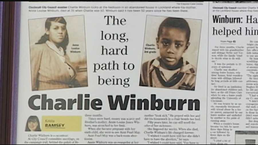 Winburn said he understands a billboard is a powerful vehicle for a message, so instead of campaigning for office, he wants people to consider becoming foster parents.