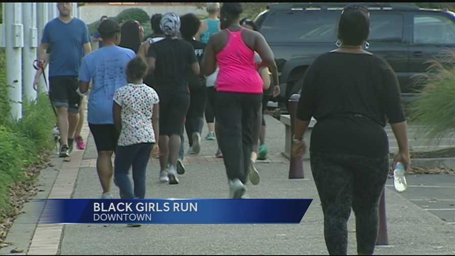 This Saturday, Black Girls Run, a group of more than 100 women will be participating in a 4-mile run to help tackle obesity.