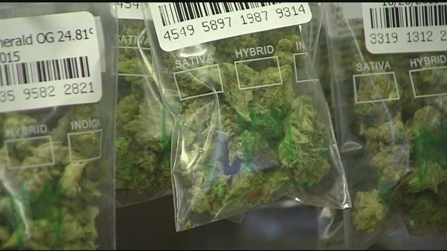 On Tuesday voters in Ohio will decide whether or not to legalize marijuana for medical and recreational purposes.