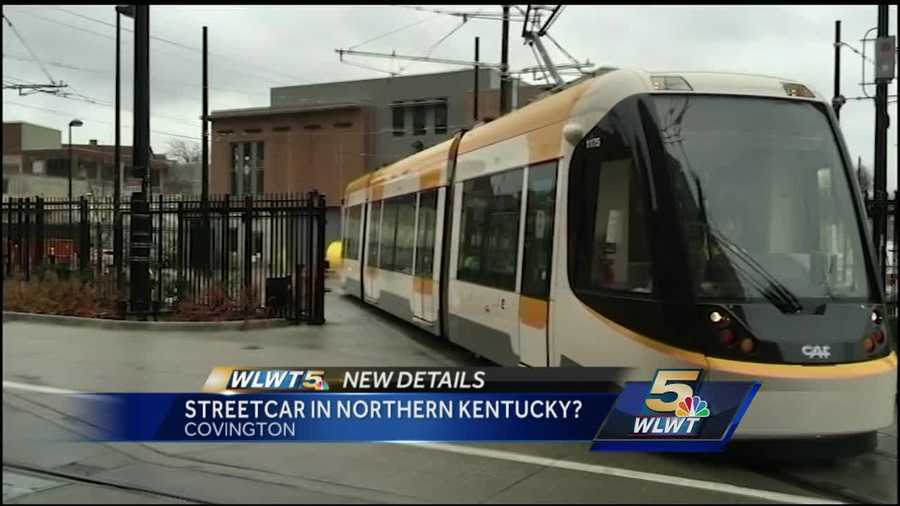 The idea of a Northern Kentucky streetcar, bandied about under the radar for more than a decade, seemed to go from pipe dream to serious discussion on Thursday.